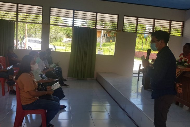 BPJamsostek sosialisasi perlindungan jaminan sosial bagi pendidik di Ambon