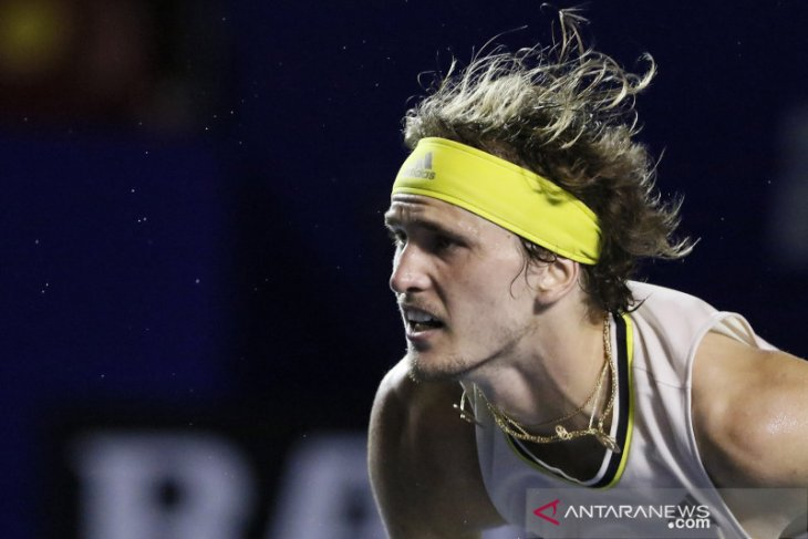 Tenis, Zverev tundukkan Nadal di perempat final Madrid Open thumbnail