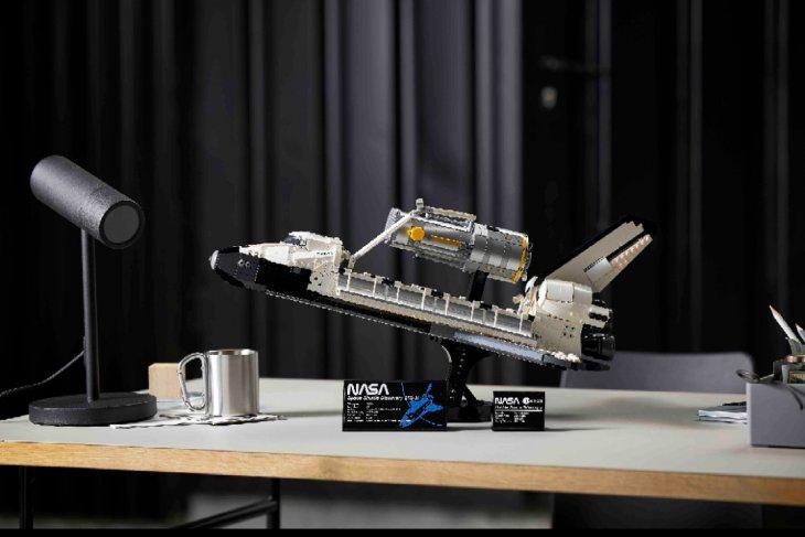 LEGO luncurkan seri NASA Space Shuttle Discovery set 1