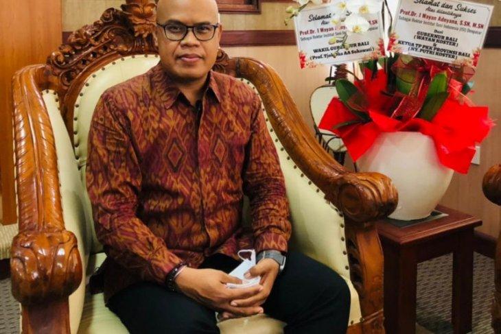 161 calon mahasiswa lolos masuk ISI Denpasar lewat SNMPTN 2021