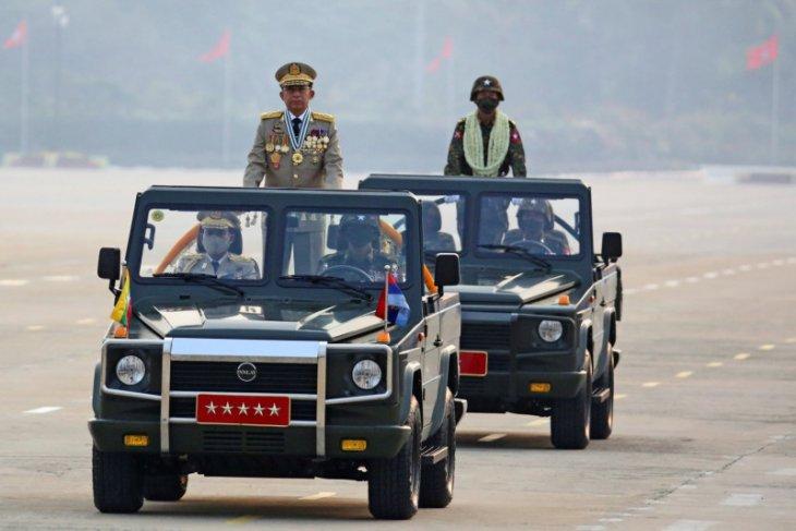Junta Myanmar labeli Pemerintah Persatuan Nasional sebagai teroris thumbnail