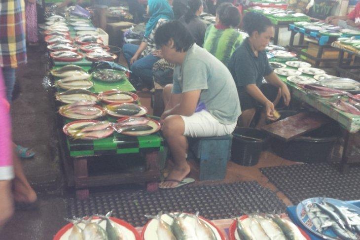 DKP Tikep : hasil panen udang vename akan dijual ke pedagang