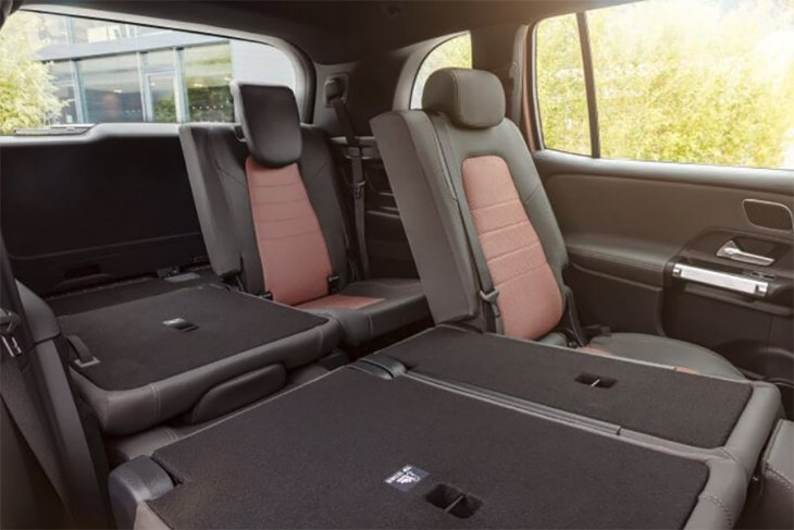 EQB, SUV listrik 7-seaters Mercedes-Benz 2