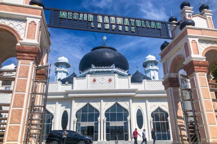 Menparekraf sebut masjid tsunami Aceh jadi tujuan wisata religi