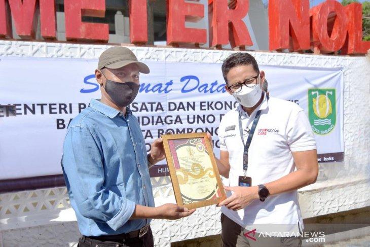 Menparekraf komitmen bangun parekraf Kota Sabang thumbnail