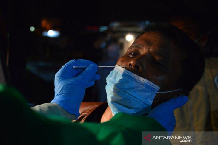 Tes Antigen Calon Penumpang Keberangkatan Malam Terminal Aceh thumbnail
