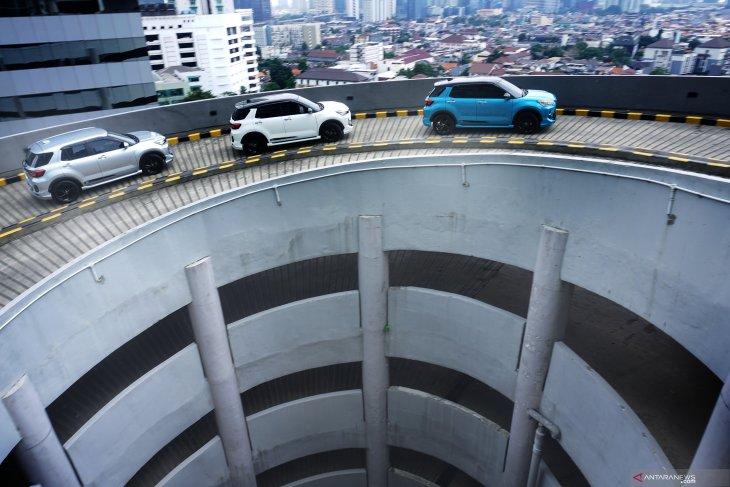Mencicip mesin turbo Toyota Raize menjelajah ibu kota 2
