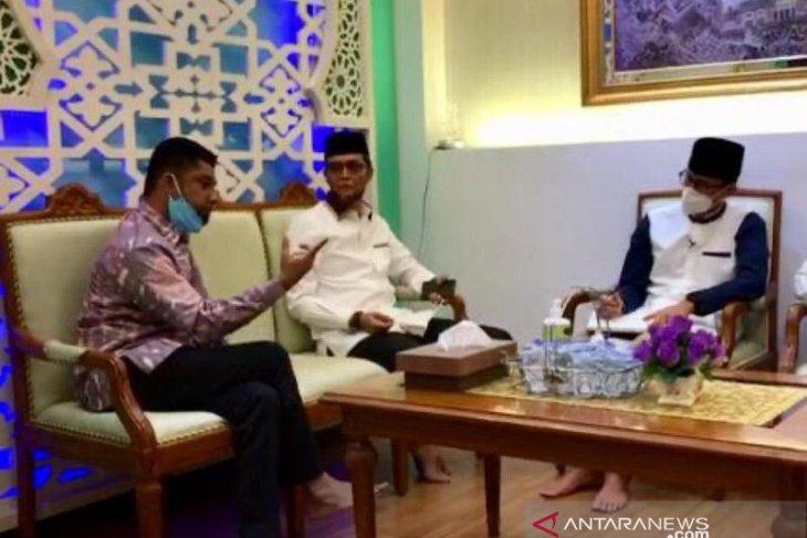 Gekrafs dorong masjid di Aceh jadi pusat pertumbuhan ekraf thumbnail