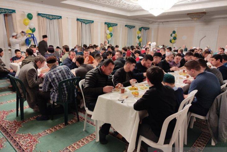 Ramadhan di Rusia semarak sekalipun pandemi thumbnail