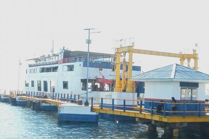 Pelayanan Ferry di Ternate rute antarprovinsi bakal ditutup