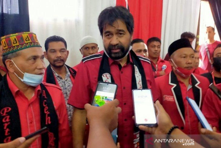 Partai Aceh masih tunggu keputusan pemerintah terkait Pilkada di Aceh thumbnail
