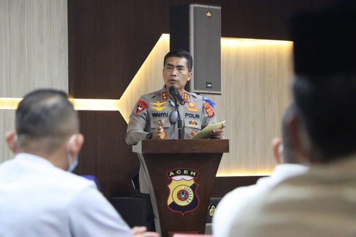 Kapolda Aceh: Waspadai lonjakan COVID-19 thumbnail