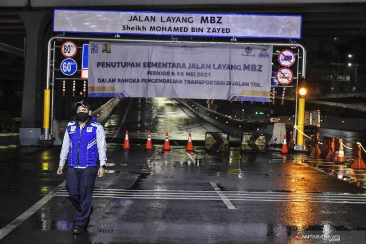 Polda Metro Jaya akhiri penyekatan mudik Idul Fitri thumbnail