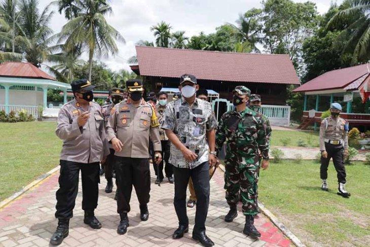 Cek posko PPKM mikro. Ini kata Bupati Aceh Timur thumbnail