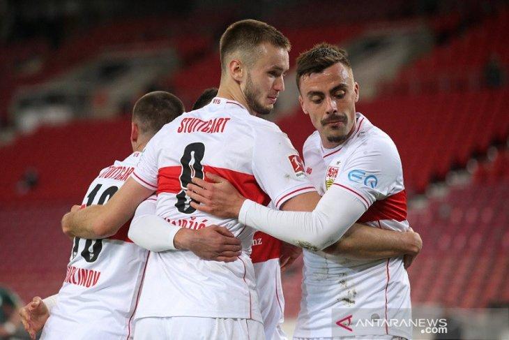 Liga Jerman, Stuttgart kembali ke jalur kemenangan saat tundukkan Augsburg thumbnail