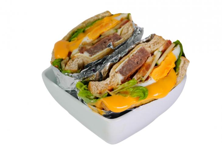 KV 4 Sandwich Afternoon Beef