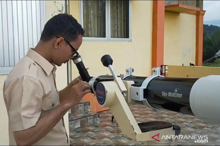 Kemenag: Hilal tak  terlihat di Aceh thumbnail
