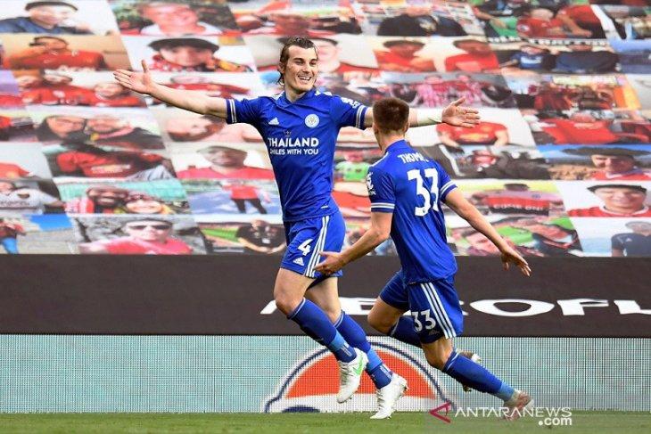 Leicester pecundangi MU, Manchester City juara Liga Premier thumbnail
