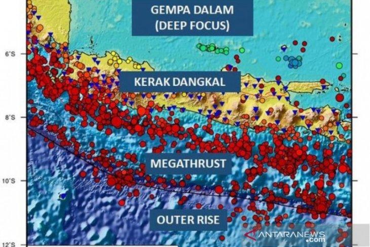 BMKG: Gempa di luar zona subduksi dapat memicu tsunami thumbnail