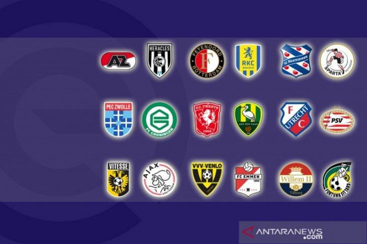 Jadwal Liga Belanda, apa saja yang diperebutkan di pekan pemungkas? thumbnail