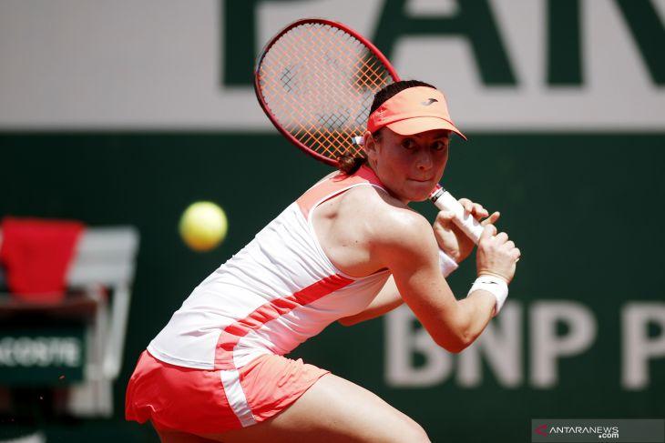 Tenis French Open: Zidansek melangkah ke semi final