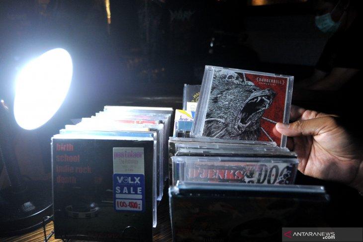 Record Store Day 2021 di Bali