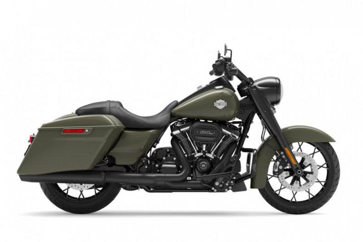 Harley Davidson MY21 siap mengaspal di Indonesia 1
