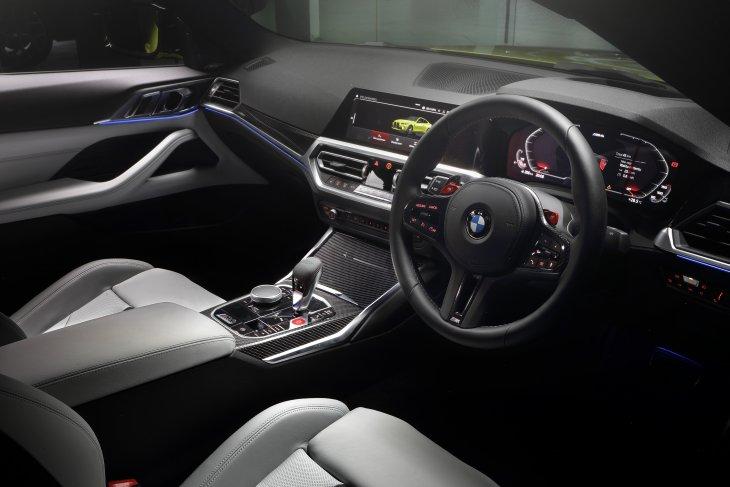 Spesifikasi dan fitur BMW M3 dan M4 generasi ke-6 1