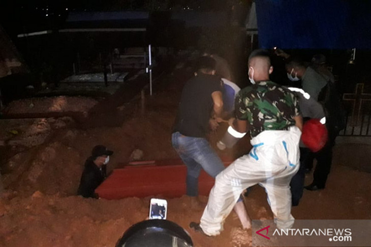 Satu tenaga medis Kota Sorong meninggal akibat COVID-19