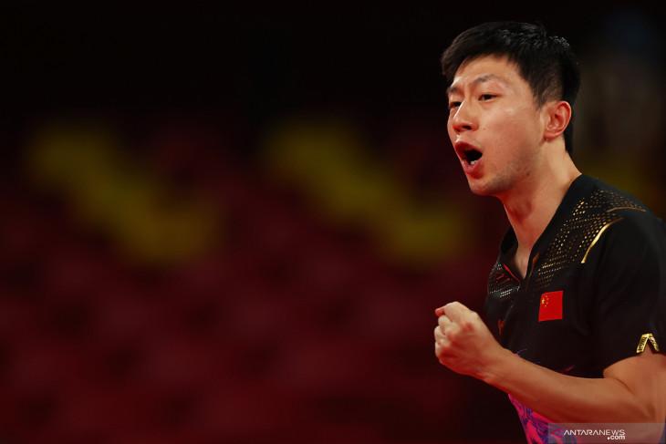 Olimpiade Tokyo: Ma Long raih medali emas tenis meja tunggal putra
