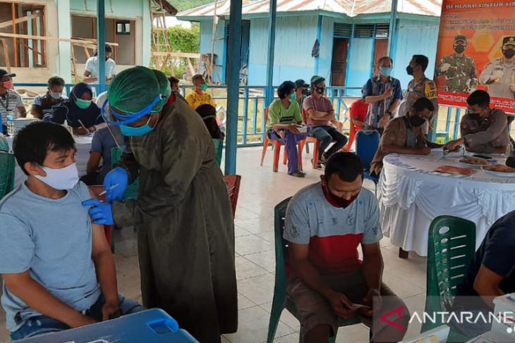 Pemkab Teluk Wondama percepat vaksinasi COVID-19