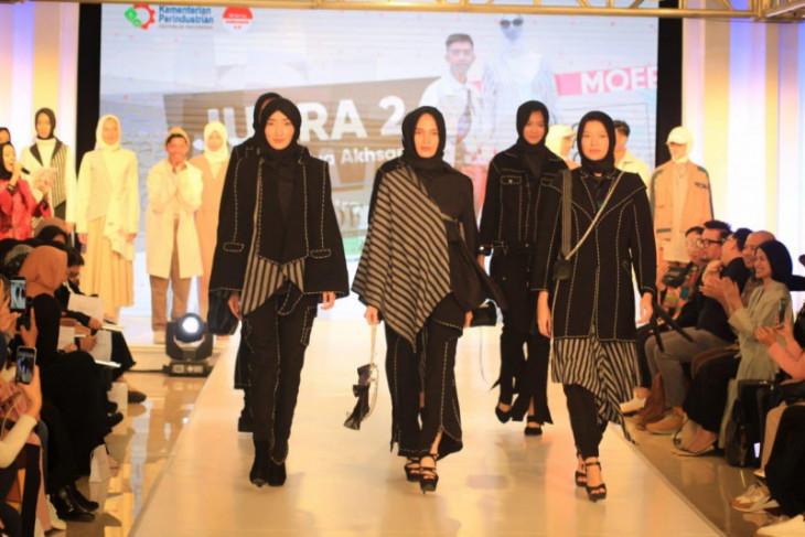 VP optimistic of Indonesia becoming world's Muslim fashion hub