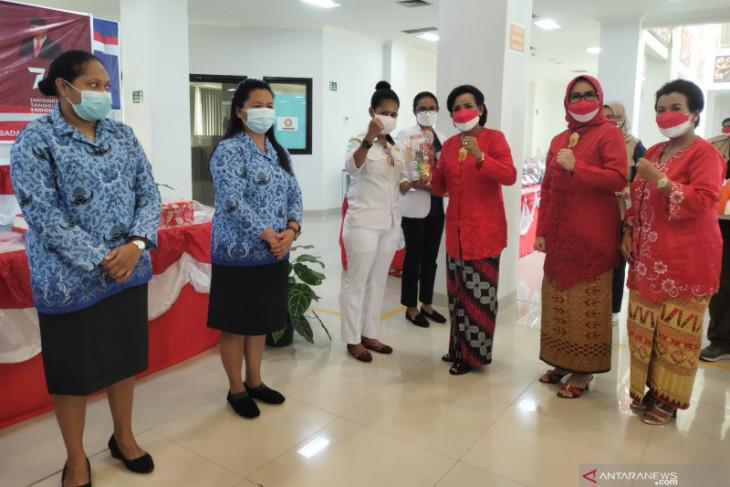 GOW Papua Barat motivasi tenaga kesehatan RSUD Manokwari