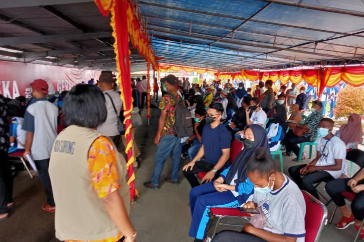 "Satgas: Angka ""positivity rate"" COVID-19 Kota Sorong di bawah standar WHO"