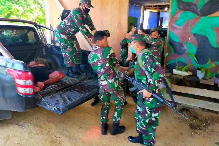 Empat Anggota TNI AD meninggal diserang OTK di Maybrat, Provinsi Papua Barat