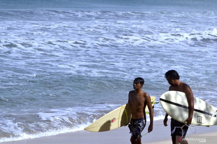 Uji coba pembukaan kawasan wisata di Bali