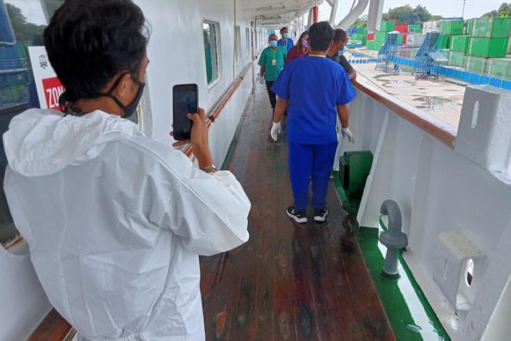 Pasien COVID-19 di Rumah Sakit Kota Sorong tersisa delapan orang