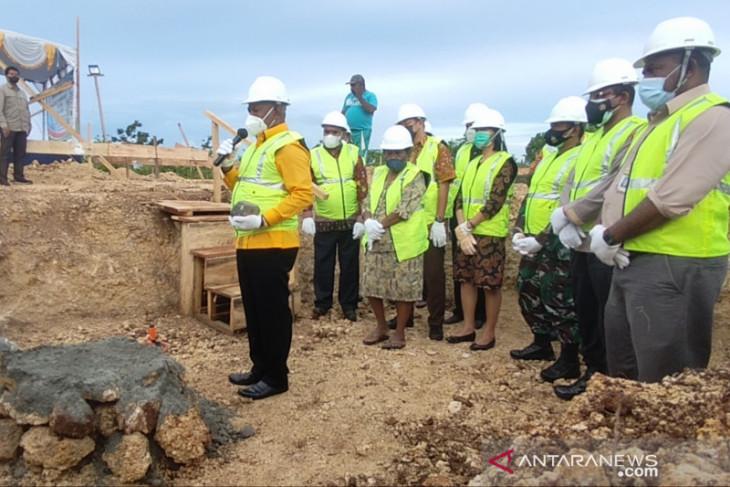Gubernur: Kerukunan Umat Beragama Kunci Pembangunan Provinsi Papua Barat