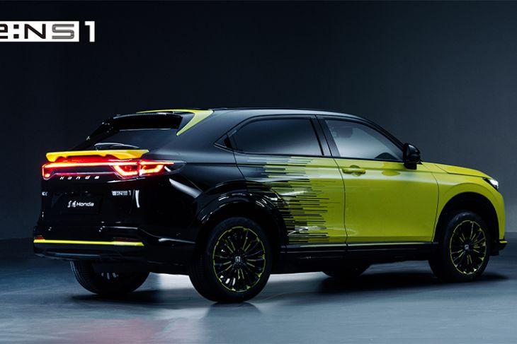 Honda perkenalkan model kendaraan listrik untuk pasar China 1