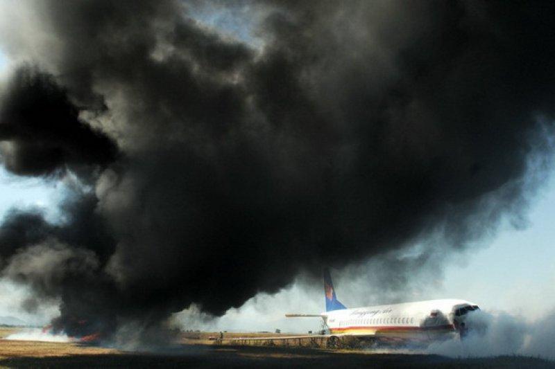 Dua orang tewas ketika pesawat Rusia mendarat darurat di Siberia