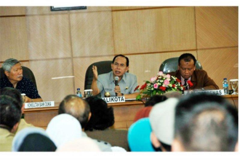 Jenazah wali kota pertama Cimahi dimakamkan di Bogor