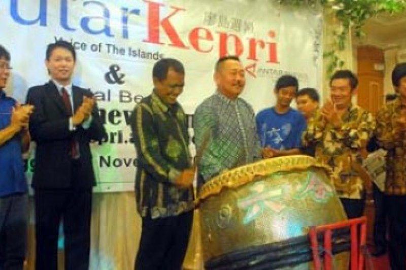 Launching Seputar Kepri
