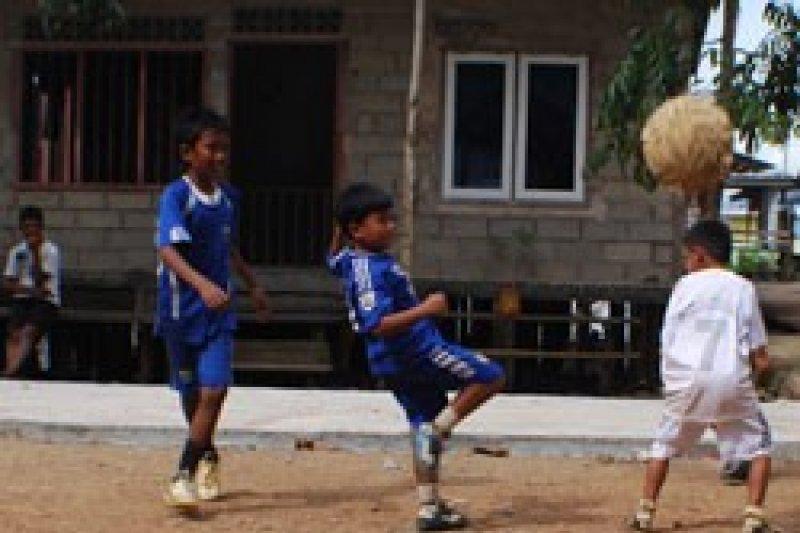 Dispora Kepri mendorong sertifikasi pelatih sepak bola
