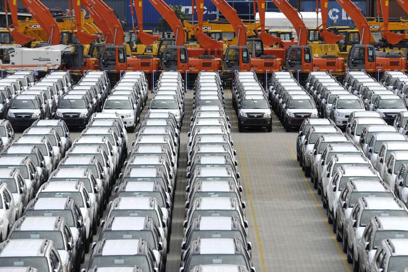 Mobil buatan RI hadir di pameran impor internasional Shanghai