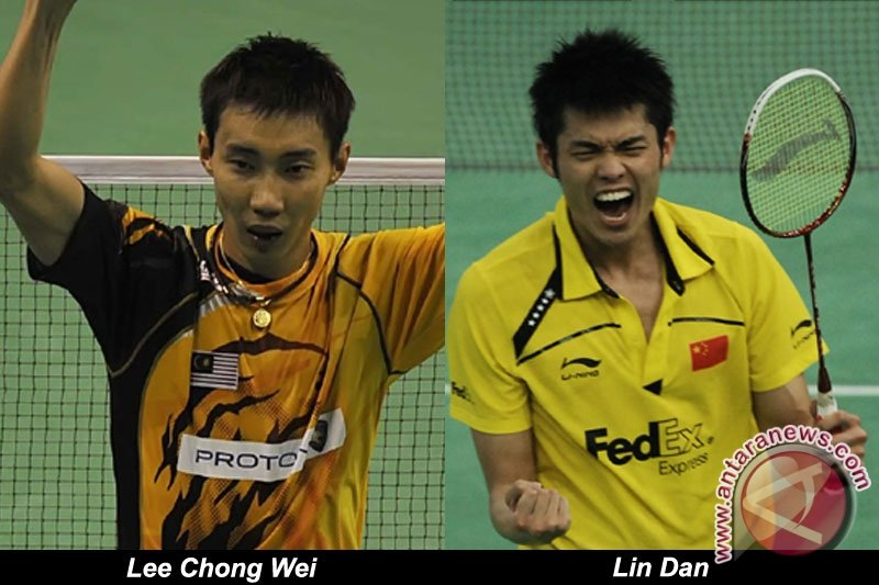 Lee Chong Wei buat puisi untuk Lin Dan yang pensiun