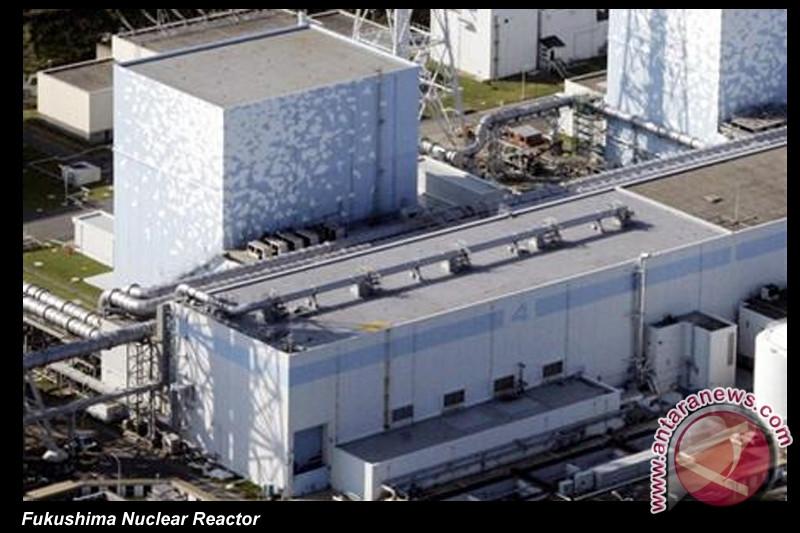 Bapeten: Limbah cair PLTN Fukushima harus di bawah ambang batas