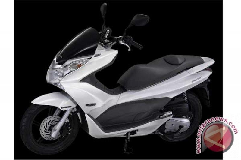 Honda bersiap produksi PCX di Indonesia