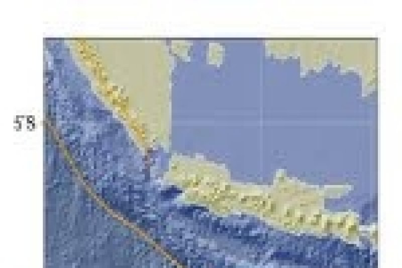 Gempa Cilacap dirasakan hingga Bandung