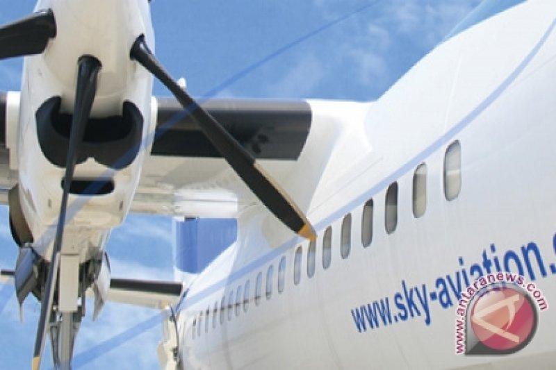Penumpang Sky Aviation Ke Kerinci Terus Menurun.