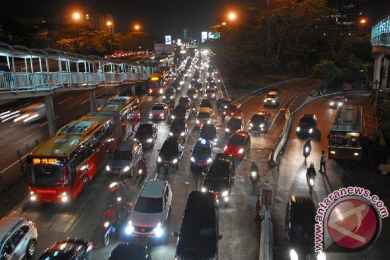Jelang pemilu, jalanan ibukota relatif lebih lengang